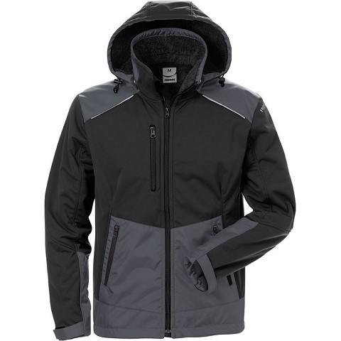 Giacca invernale soft shell 4060 CFJ